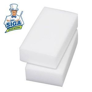 Mr.SIGA High Quality Cleaning Pad Magic Eraser Sponge Melamine Foam Melamine Sponge