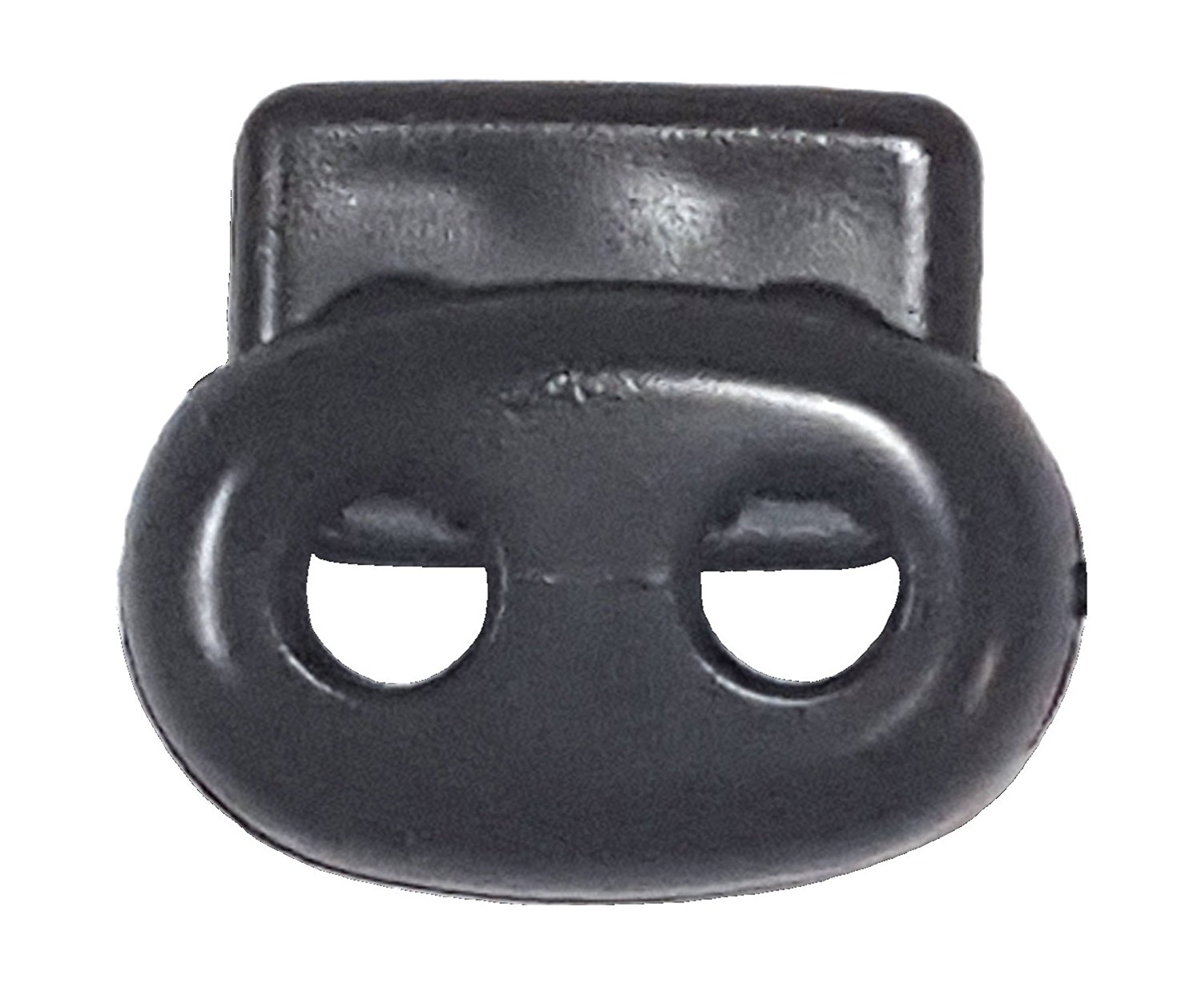 "Troy Tactical Black Pumpkin Spring Stop Cord Lock for 3/16"" Cordage"