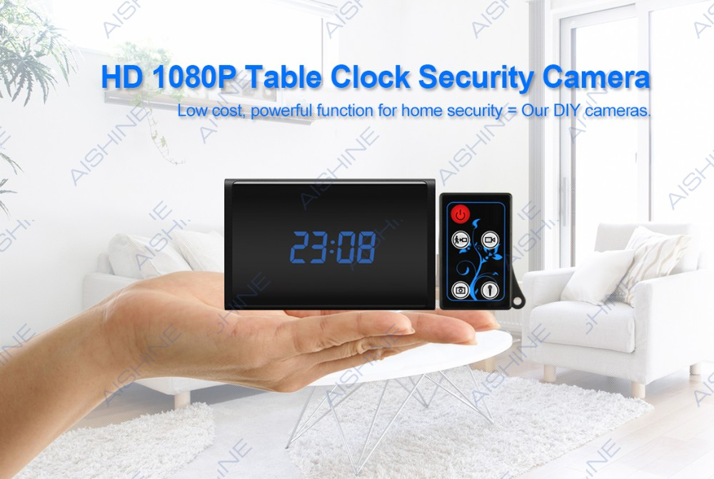 Shower clock hidden camera voyeur 2