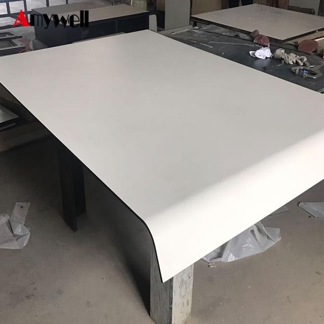 Amywell hotsale 12mm compact decorative hpl laminate panel board