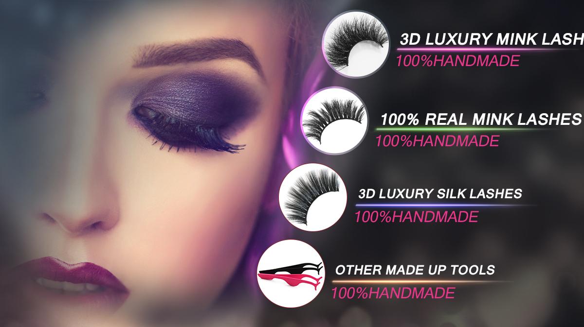 6e8d5c12b9a Yiwu Amazing Trading Co., Ltd. - false eyelashes, make up product
