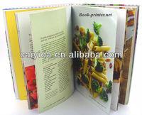 Ticket printing book
