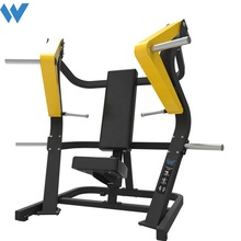 Placa de alta Qualidade Carregado Tipo Wide Chest Press