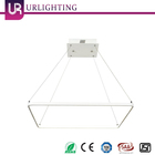Urlighting Lamp Ceiling Led Modern Lantern Pendant Light Large Chandeliers For Hotels