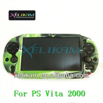 New Design For Ps Vita 2000 Silicone Case For Psv 2000 Protective Skin  Cover Case For Ps Vita 2000 Silicone Case Cover - Buy For Ps Vita 2000  Silicone