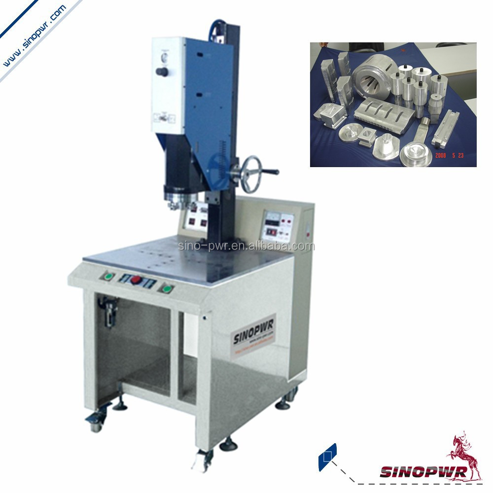 15khz/20khz automatic approved ultrasonic welding machine
