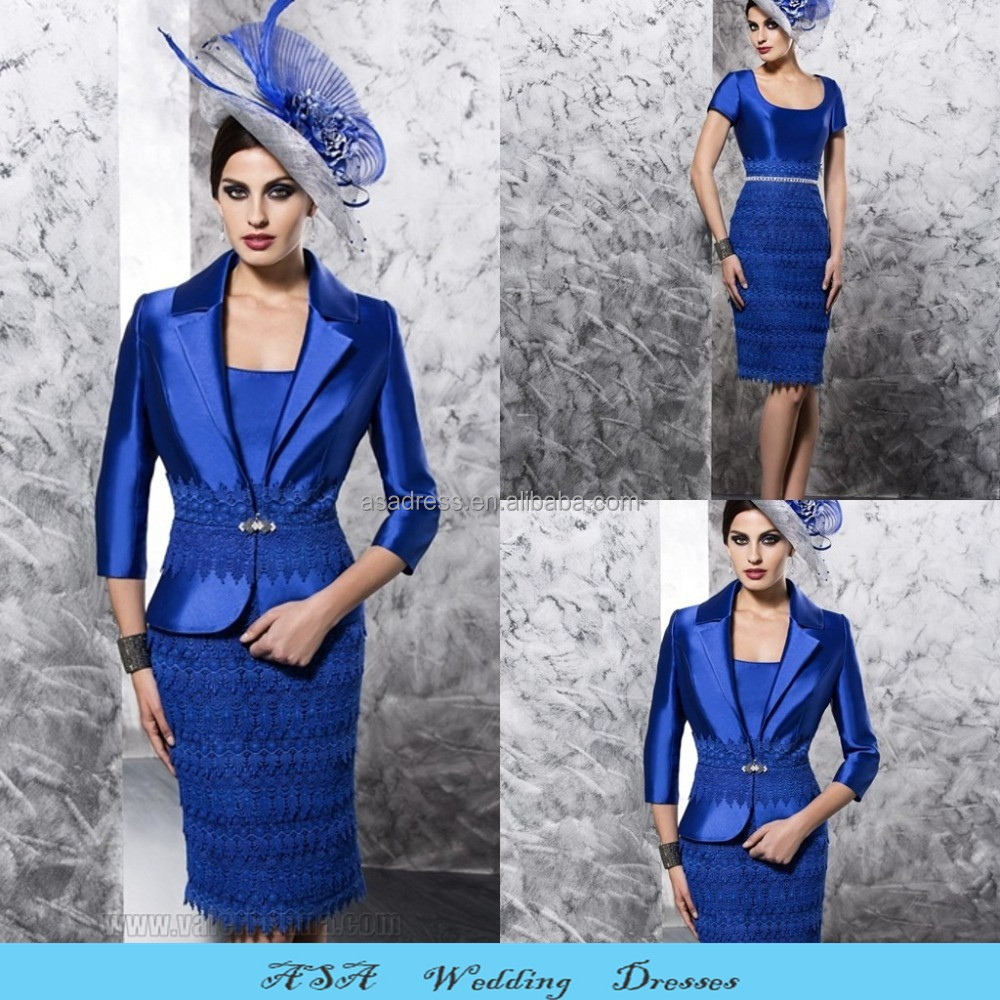mother of the bride dresses blue