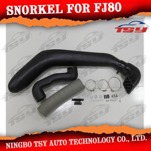High Quality Car 4x4 Snorkel For Land Cruiser FJ80