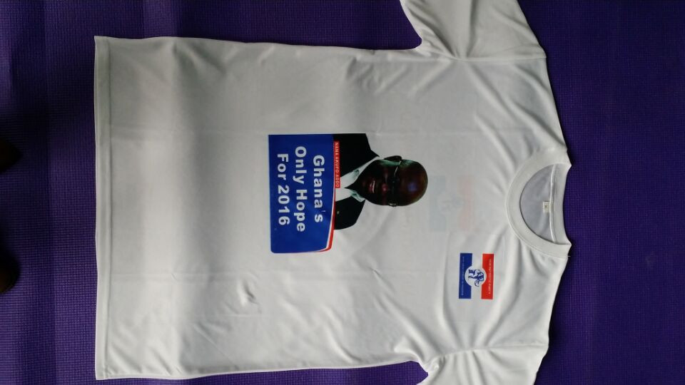 Ghana's Npp T Shirt,China Wholesale Cheap White Tee Shirts With ...