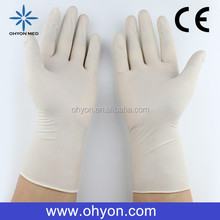 2016 Medical disposable best supplies disposable medical ldpe long surgery gloves cheap latex gloves manufacturer