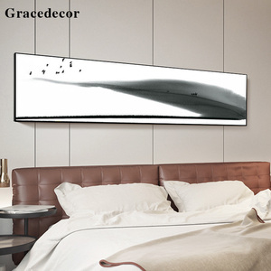 Popular Abstract Scenery Wall Oil Painting Designs For Bedroom