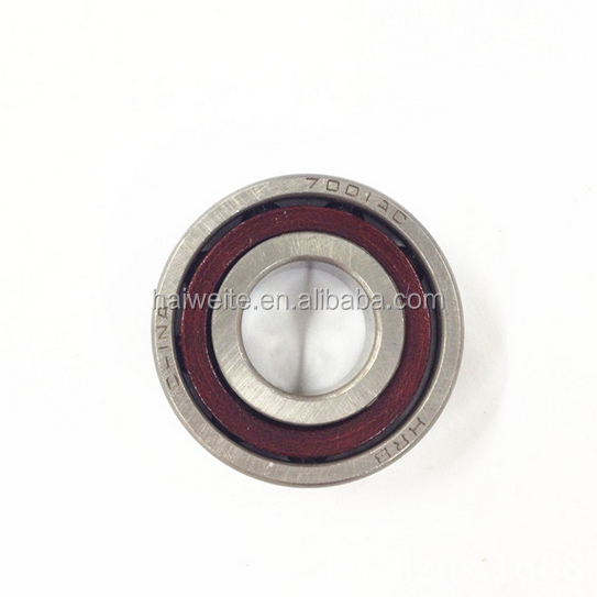 Angular contact ball bearing 7006 P4 high precision sliding door ball Bearing 30x55x13 mm