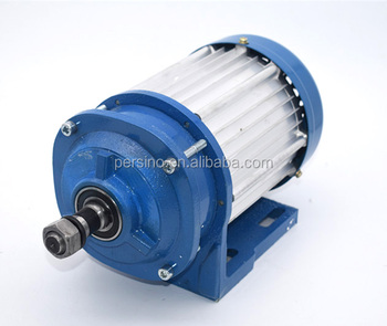 high quality electric evhicle 60v 2000w brushless dc motor