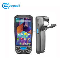 Joywell JW9350 Android 7.0 OS 5.0 inch screen interface <span class=keywords><strong>USB</strong></span> 2.0 bluetooth data <span class=keywords><strong>collector</strong></span> voor school beveiliging