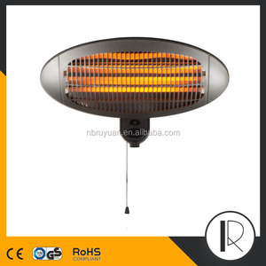 080318 2016 Hot Sale Quartz Heating electric Outdoor Space Heater
