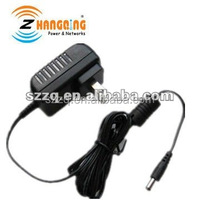 Euro Wall Mount Ac Dc 9 Volt Adapter