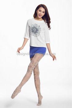 Slim model pantyhose