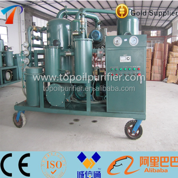 Highly Efficient Lubrication Oil Purifier,Lubrication Oil Vacuum Degasifier,Lube Oil Recondition