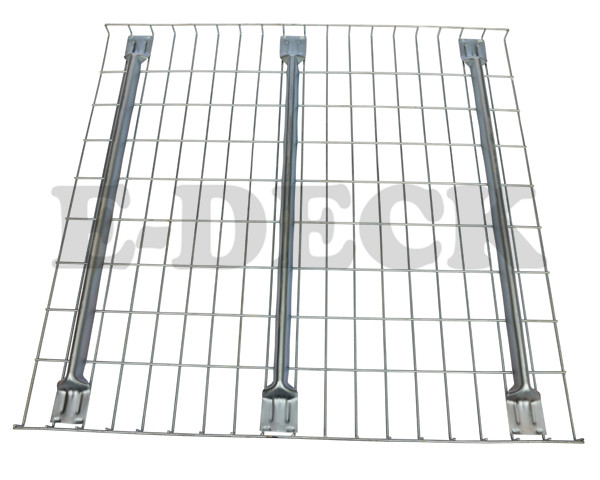 Steel Galvanized Welded Wire Mesh Decking Panels For Heavy Duty ...