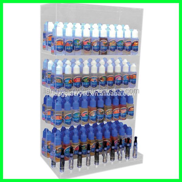 Acrylic E-liquid Display E Cigarette Rack/e Juice Display/acrylic ...