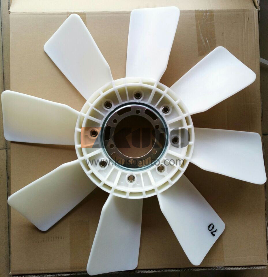6wf1 6wg1 8dc91t Engine Cooling Fan Blade For Cxz Exz Giga ...