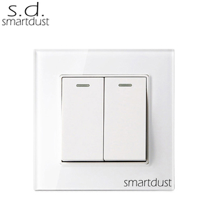 Smartdust Button Push Sound And Light Control Delay Switch