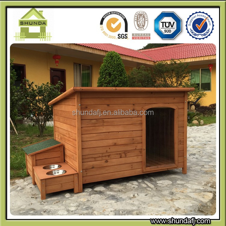 Superb Sdd0603 Wooden Flat Roof Dog House   Buy Flat Roof Dog House,Dog House,Outdoor  Dog House Product On Alibaba.com