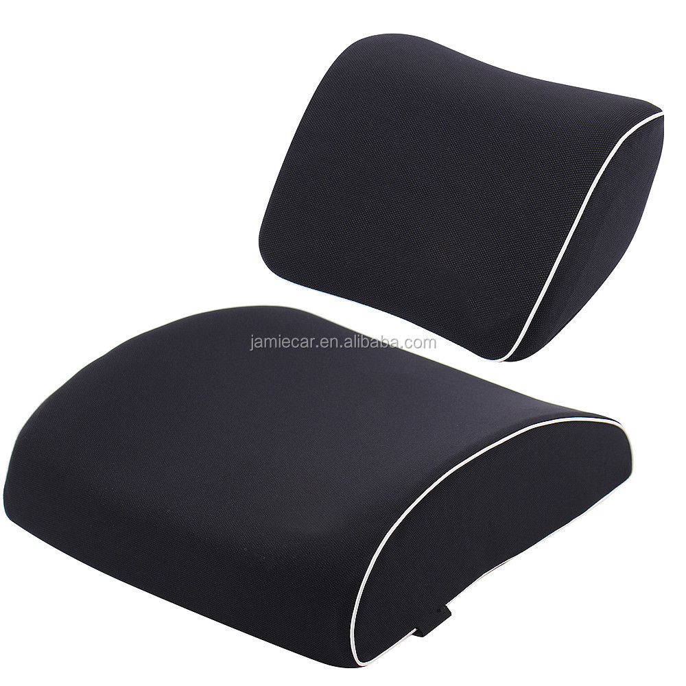 Venta al por mayor cojín lumbar para silla oficina-Compre online los ...