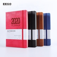2019 new arrivals private label custom design day weekly monthly yearly budget planner with pen holder