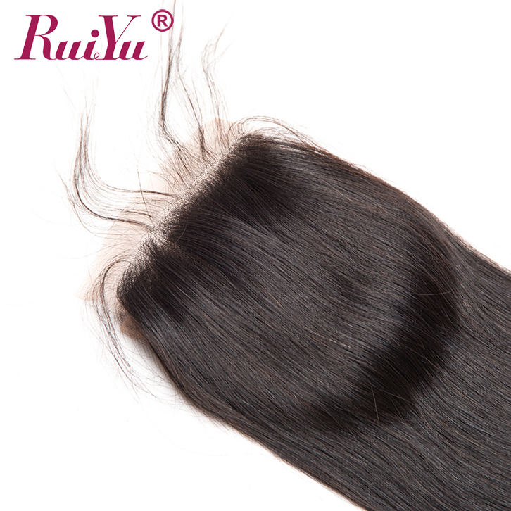natural color unprocessed raw malaysian skin closure