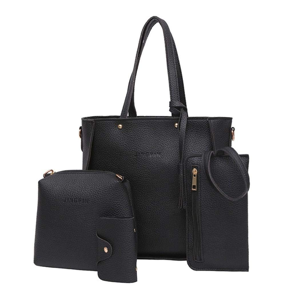 859abaefa5 Get Quotations · 4 Set Handbag Shoulder Bags