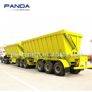 Pandamech 40ft Interlink Side tipper trailer for sale