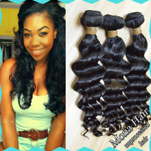 Top sale bulk buy for 2016 from China loose wave Cambodian humain hair