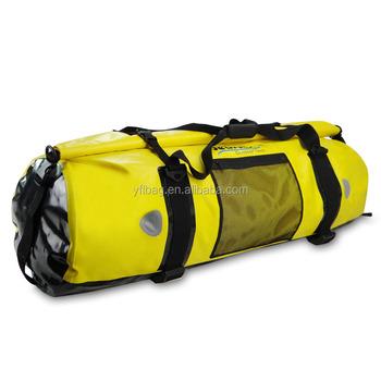 large capacity pvc tarpaulin marine duffle bag for kayaking and rafting 42e38ab752235