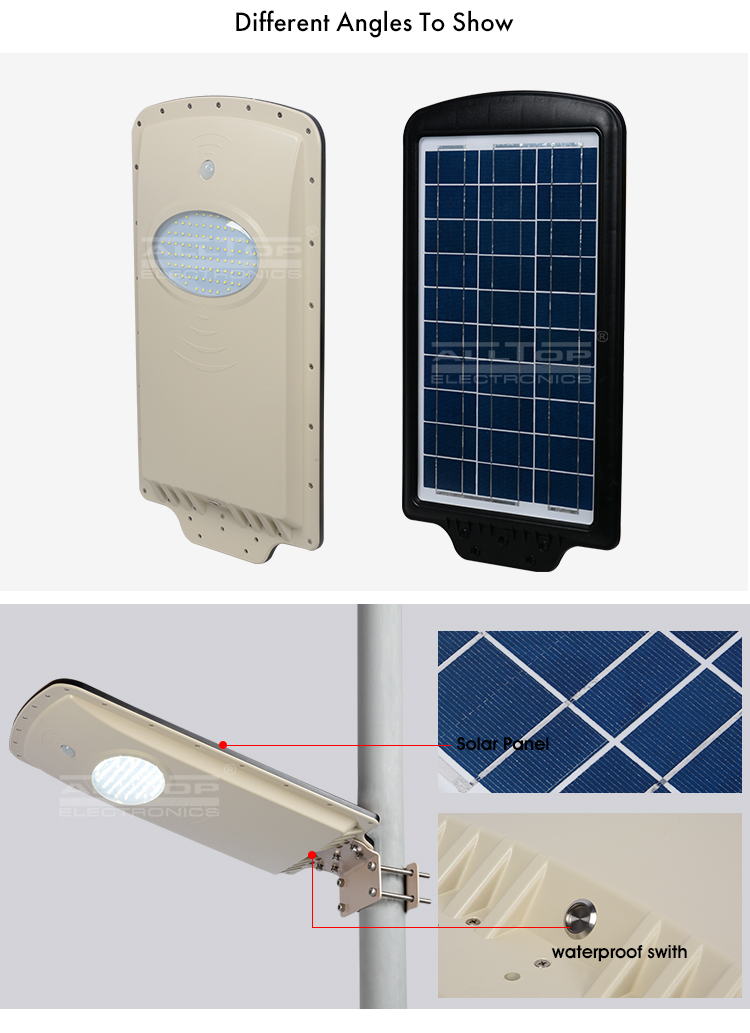 waterproof led solar street high-end supplier