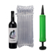 32*8cm customized Air Dunnage Bag Air Filled Protective Wine bottle Wrap Inflatable Air Cushion Column Wrap Bags