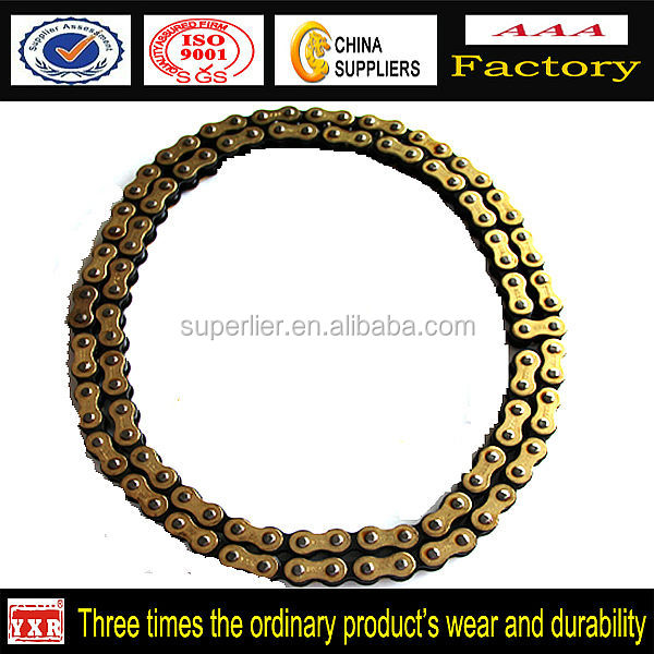 Wholesale Motorcycle spare Parts, Motorcycle Parts cbx250 Twister 428 Motorcycle Drive Chain