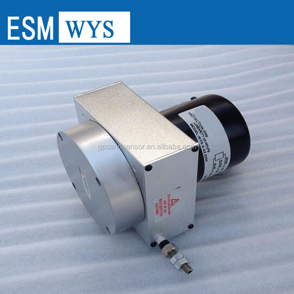 Esmwys-m Series Industrial Linear Potentiometer / Linear Position Sensor -  Buy Linear Potentiometer,Industrial Linear Potentiometer,Linear Position
