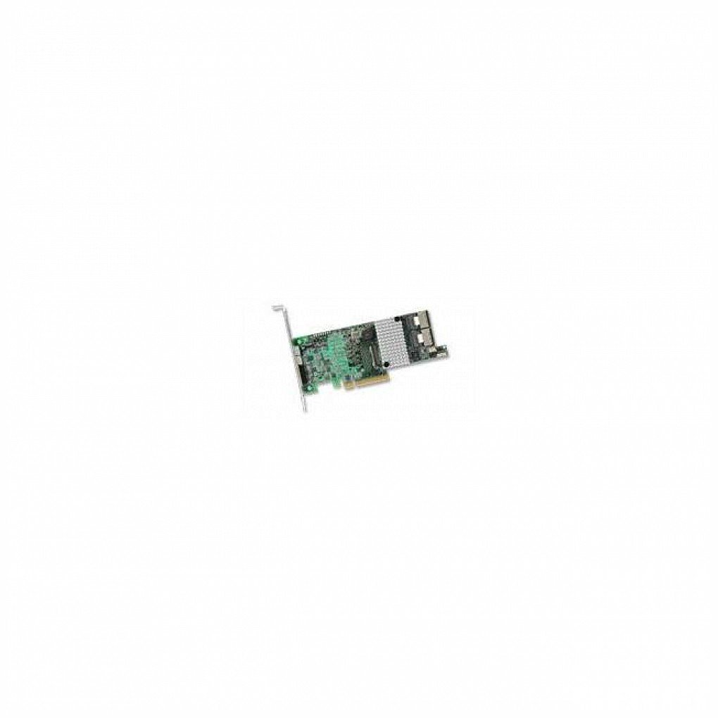 LSI MegaRAID SAS 9266-8i 8-port 6Gb/s SATA+SAS PCI-Express 2.0 Low Profile RAID Controller Card,