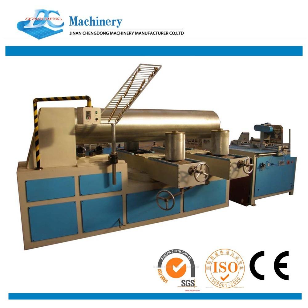 carton paper core pipe making machine