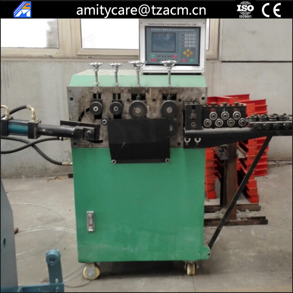 Automatic Steel Wire/ Rebar Ring Making Machine