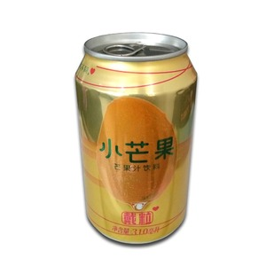 Cheap Price 310ml Can(tinned) Mango Juice Drink with pulp