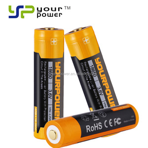 18650 3.6v lithium-ion rechargeable battery