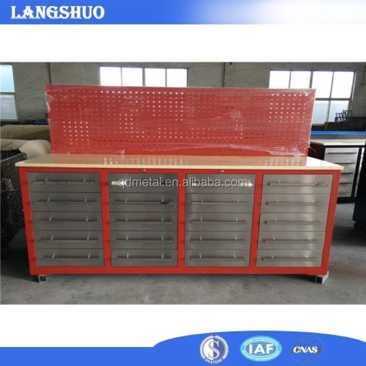 Venta al por mayor armarios metalicos taller compre online for Cajon herramientas taller