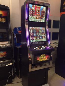New!!! Yda- 339 Casino Style Slot Game Machine Popular Ticket ...