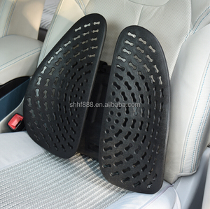 Double-wing design vibrating car seat cushions for bus driver seat office chair