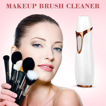 2017 Unique design wholesale make up brushes cleaner hot sale makeup brush set clean machine