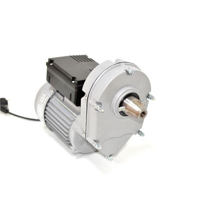 Aoer 1/3 HP, 230 v, 1400 rpm, monofase piccola scatola ingranaggi riduttore di velocità per betoniera gear motor