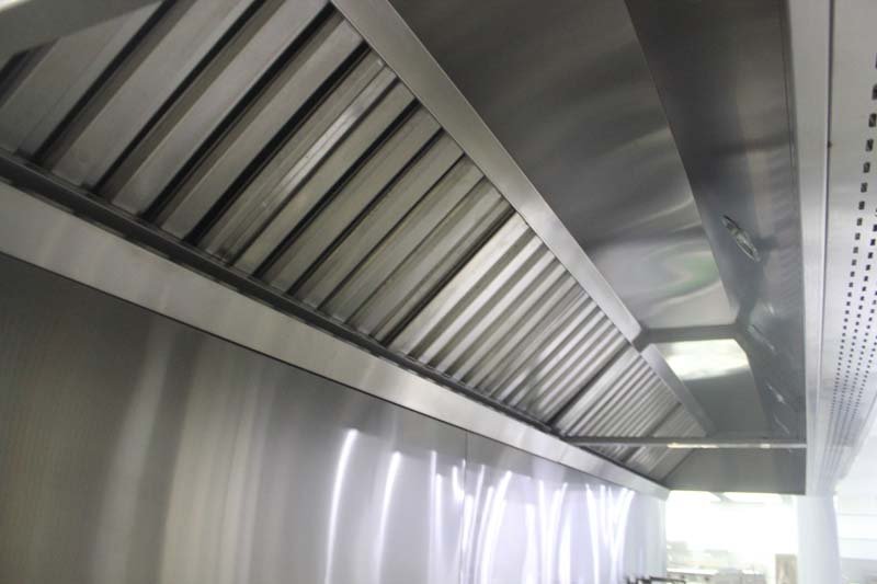 Heavy Duty Stainless Steel Range Hood Kitchen Commercial Chimney Cap Liance Hoods