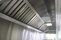heavy duty stainless steel range hood, kitchen hood, commercial chimney cap